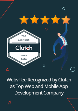Webvillee Recognized As Top Web Development Company